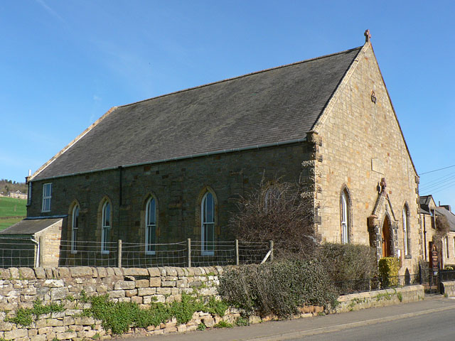 """Fourstones with Warden Methodist Church"""