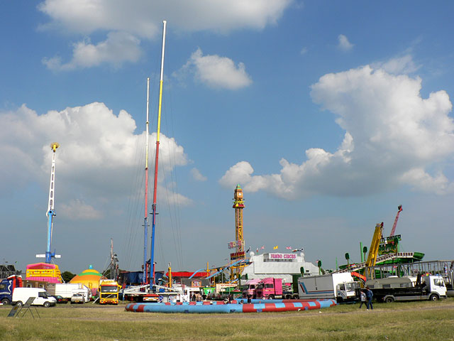 Newcastle Hoppings