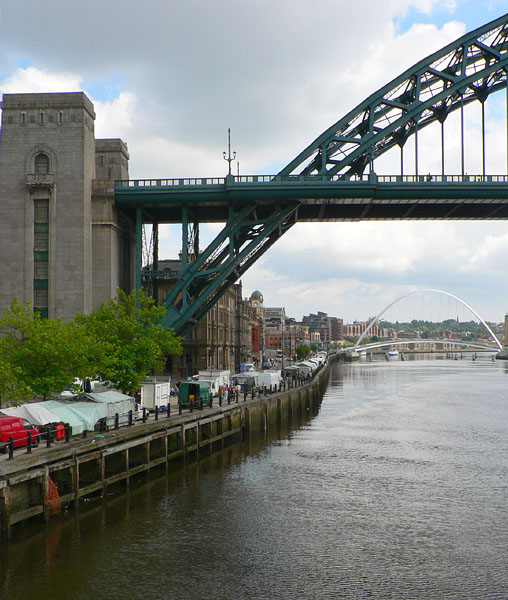 Another photo from the Swing Bridge
