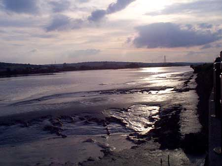 Low Tide on the Tyne