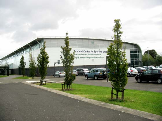 Benfield Sports Centre